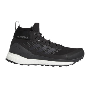 adidas Men's Terrex Free Goretex Hiking Boots - Core Black