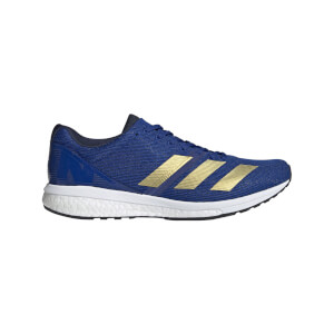 adidas Adizero Men's Boston 8 Running Shoes - Collegiate Royal