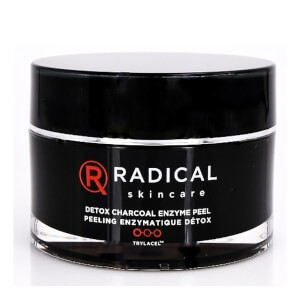 Radical Skincare Detox Charcoal Enzyme Peel 50ml