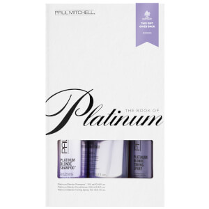 Paul Mitchell Platinum Gift Set (Worth £50.75)
