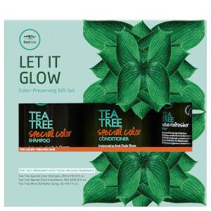 Paul Mitchell Tea Tree Special Colour Gift Set (Worth £45.40)