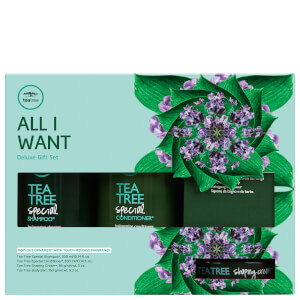 Paul Mitchell Tea Tree All I Want Gift Set (Worth £62.70)