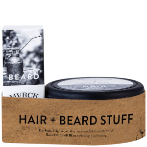 Paul Mitchell MVRCK Hair and Beard Stuff (Worth £35.90)
