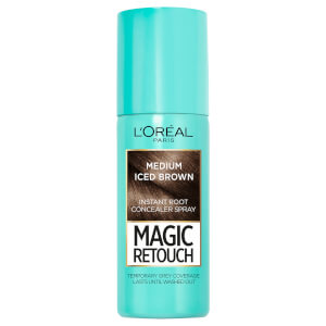 L'Oréal Paris Magic Retouch Root Touch Up - Medium Iced Brown