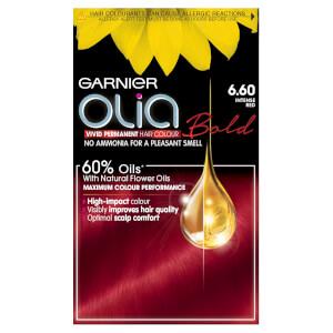 Garnier Olia Permanent Hair Dye - 6.60 Intense Red