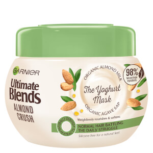 Garnier Ultimate Blends Almond Milk Normal Hair Treatment Mask 300ml