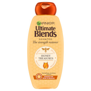 Garnier Ultimate Blends Honey Strengthening Shampoo 360ml