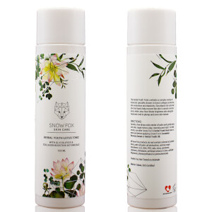 Snow Fox Herbal Youth Lotus Tonic 120ml