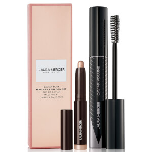 Laura Mercier Caviar Duet Shadow and Mascara Set