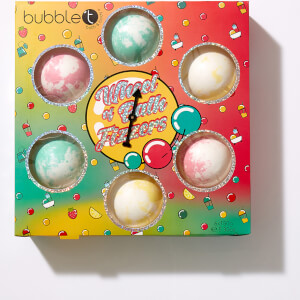Bubble T Cosmetics Wheel of Fizz
