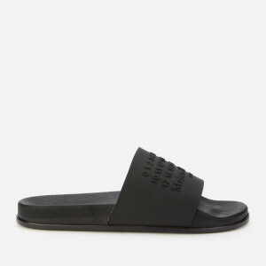 Maison Margiela Men's Shower Slide Sandals - Black