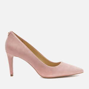 MICHAEL MICHAEL KORS Women's Dorothy Flex Suede Court Shoes - Sunset Peach