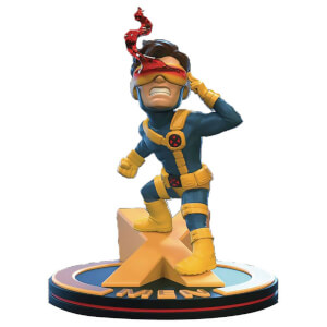 Quantum Mechanix Marvel Cyclops Q-Fig Diorama