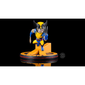 Quantum Mechanix Marvel X-Men Wolverine Q-Fig Diorama