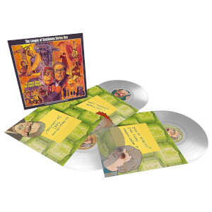 The League Of Gentlemen - Series One 'A Local Shop For Local People' - Clear Vinyl