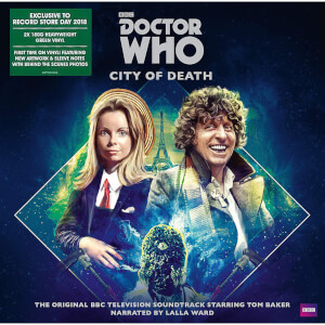 Doctor Who - City Of Death LP