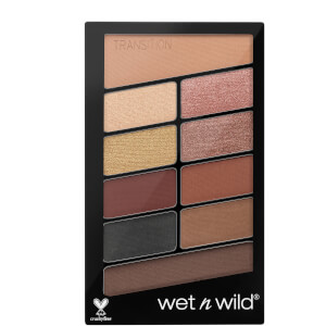 wet n wild coloricon 10 Pan Palette - My Glamour Squad 45g