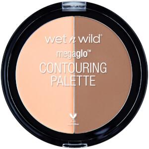wet n wild megaglo Contouring Palette - Dulce de Leche 12.4g