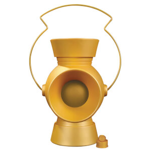 Yellow Lantern 1:1 Power Battery Prop with Ring