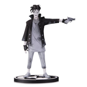 DC Collectibles Batman Black & White The Joker Statue By Gerard Way