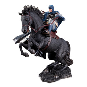 Mini statuette de combat Call To Arms – DC Comics