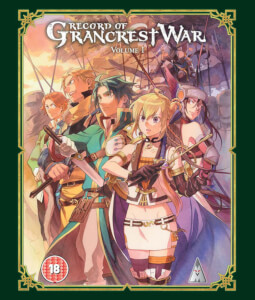 Record Of Grancrest War - Part 1