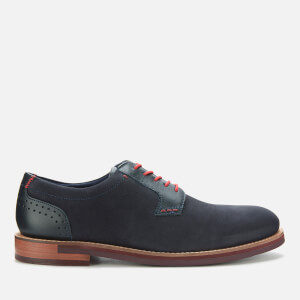 Ted Baker Men's Deekun Derby Shoes - Navy