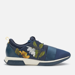 Ted Baker Women's Cepaps Running Style Trainers - Dark Blue