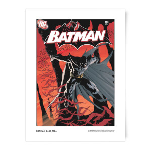 DC Comics Batman & Son Giclee Art Print