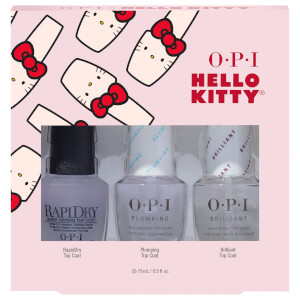 OPI Hello Kitty Limited Edition Nail Treatments Trio