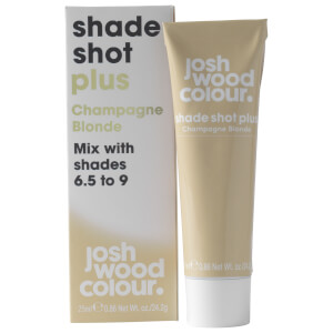 Josh Wood Colour Shade Shot Plus Champagne Gold Toner 25ml