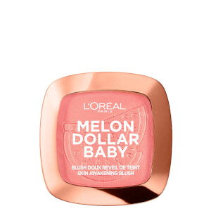 L'Oréal Paris Melon Dollar Baby Blush 03 Watermelon Addict