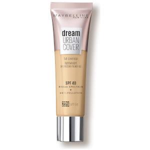 Maybelline Dream Urban Cover Liquid Foundation - Soft Tan