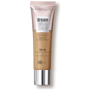 Maybelline Dream Urban Cover Liquid Foundation - Toffee