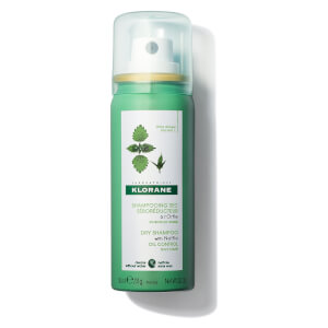 Klorane Dry Shampoo with Nettle Travel Size - Oil Control 1oz