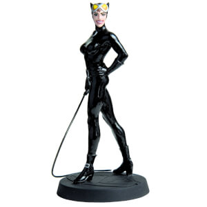 Eaglemoss DC Comics Catwoman Figure