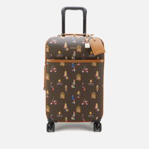 MICHAEL MICHAEL KORS Women's Bedford Travel Xl Spinner Case - Brown Multi
