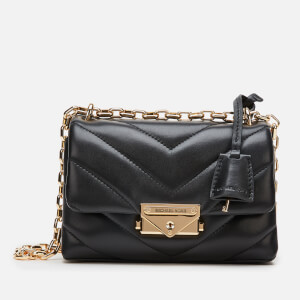 MICHAEL MICHAEL KORS Women's Cece Xs Chain Cross Body Bag - Black