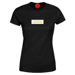 COPA90 Everyday - Black/White/Yellow Women's T-Shirt