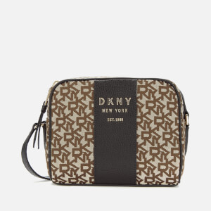 DKNY Women's Noho Camera Bag - Chino/Black