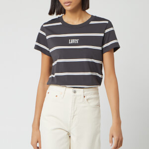 Levi's Women's Graphic Surf Short Sleeve T-Shirt - Grey