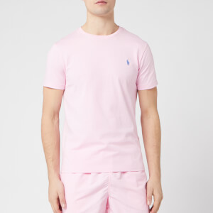 Polo Ralph Lauren Men's Short Sleeve Crew Neck T-Shirt - Carmel Pink