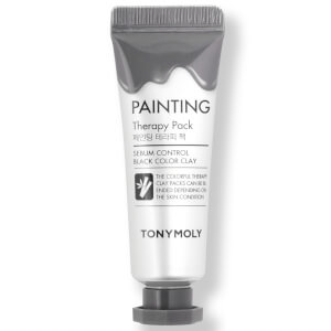 TonyMoly Painting Therapy Pack - Black Sebum Control