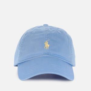 Polo Ralph Lauren Men's Small Logo Cap - Cabana Blue