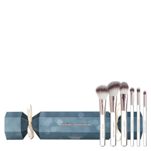 nude by nature Vibrant 6 Piece Brush Collection Bon Bon