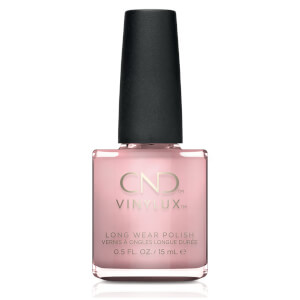 CND Vinylux Blush Teddy Nail Varnish 15ml