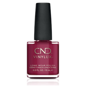 CND Vinylux Rouge Rite Nail Varnish 15ml