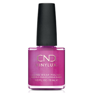 CND Vinylux Magenta Mischief Nail Varnish 15ml