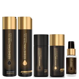 Sebastian Professional Dark Oil Bundle + 2 Free Travel Sizes