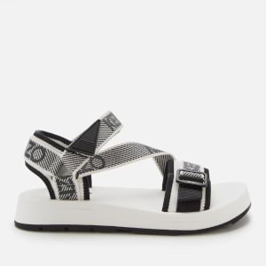 KENZO Women's Papaya Sandals - White